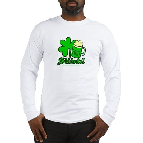 Sl�inte! Long Sleeve T-Shirt