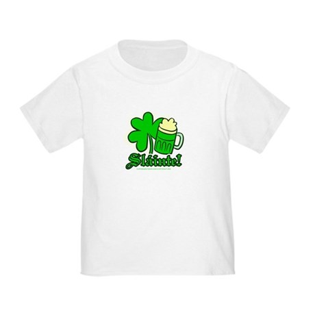 Sl�inte! Toddler T-Shirt