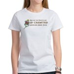 God Created Karelians Women's T-Shirt