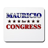 MAURICIO for congress Mousepad