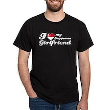 I love my Singaporean Girlfriend T-Shirt