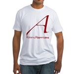 Out Campaign Fitted T-Shirt