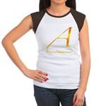 Out Campaign Women's Cap Sleeve T-Shirt