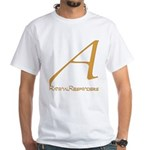 Out Campaign White T-Shirt