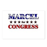 MARCEL for congress Postcards (Package of 8)
