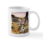 Billy Bull On the Range Mug