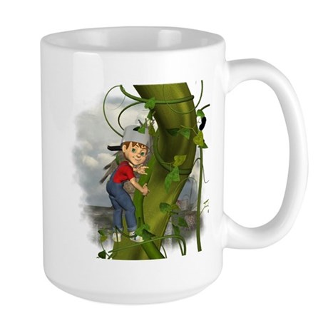 Jack and the Beanstalk Sky High Large Mug