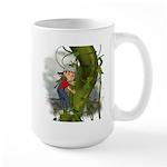 Jack and the Beanstalk Sky High Large Mug