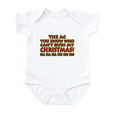 Support Christmas! Infant Bodysuit