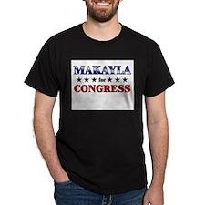 MAKAYLA for congress T-Shirt