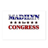 MADILYN for congress Postcards (Package of 8)