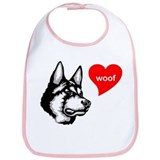 Northern Inuit Dog Bib