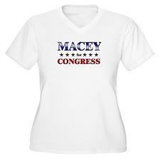 MACEY for congress T-Shirt