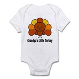 Grandpa's Little Turkey Onesie