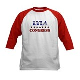 LYLA for congress Tee
