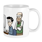 Regular Working Hours Small Mug