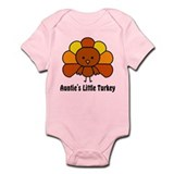 Auntie's Little Turkey Infant Bodysuit