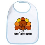 Auntie's Little Turkey Bib