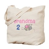 Grandma 2 Bee! Tote Bag