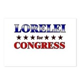LORELEI for congress Postcards (Package of 8)