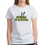 St. Patrick is my Homeboy Women's T-Shirt
