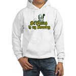 St. Patrick is my Homeboy Hooded Sweatshirt