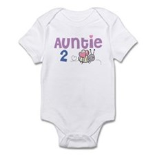 Auntie 2 Bee Infant Bodysuit