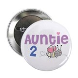 Auntie 2 Bee 2.25&quot; Button