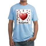 I Love Yuliana - Shirt