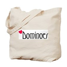 Dominoes! Tote Bag