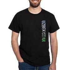 Uzbekistan Stamp T-Shirt