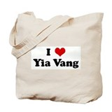 I Love Yia Vang Tote Bag