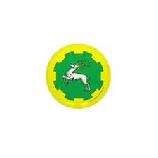 Outlands Populace Ensign Mini Button