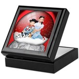 Sam and Bubby Keepsake Box