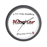 Harrier Breathe Wall Clock