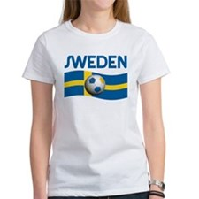 TEAM SWEDEN WORLD CUP Tee