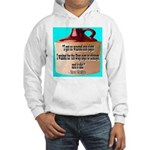 Wasted by Steve Karbitz Hooded Sweatshirt