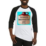 Wasted by Steve Karbitz Baseball Jersey