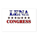 LENA for congress Postcards (Package of 8)
