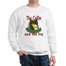 Tri Color Collie & Ivy Sweatshirt