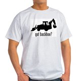 Backhoe 2 T-Shirt