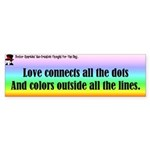 Re-Creative Thought #12 (Bumpersticker)