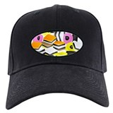 Licorice Allsorts Baseball Cap