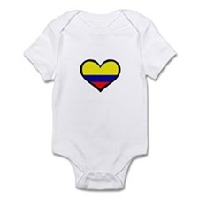 Colombian Love Infant Bodysuit