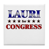 Funny House of representatives Tile Coaster