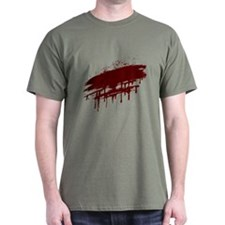 Blood stains T-Shirt