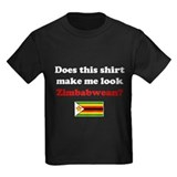 Make Me Look Zimbabwean T