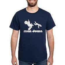 motocross down T-Shirt