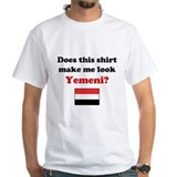Make Me Look Yemeni Shirt