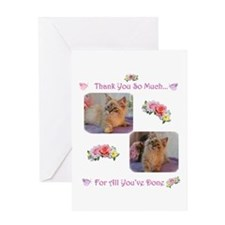 Cute Art photography Greeting Card